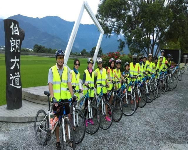 計畫三單車騎跡˙環島教學~「科學與服務齊步」走讀課程